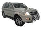 Авточехлы Toyota Land Cruiser Prado 120 2002-2009 г.в.