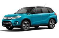 Авточехлы Suzuki Vitara c 2014 г.в.