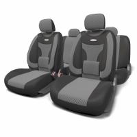 Авточехлы Extra Comfort черные