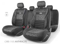 Авточехлы Combo Comfort Антрацит