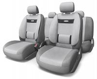 Авточехлы Comfort серые