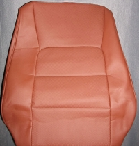 LX470 1998-2007 терракотовая экокожа