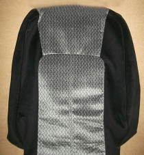 Mark 2 110 черносерый велюр