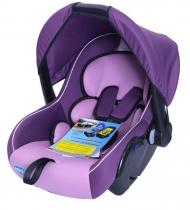 Автокресло Kids Prime LB321 фиолетовое