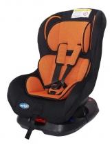Автокресло Kids Prime LB303 черное с оранжевым