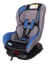 Автокресло Kids Prime LB303 серое с синим