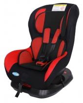 Автокресло Kids Prime LB303 черное с красным