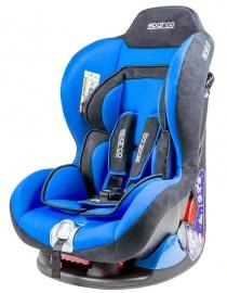 Автокресло Sparco F5000K синее