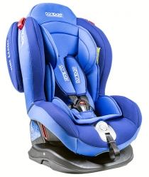 Автокресло Sparco F2000K BL синее.